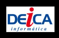 logotipo deica